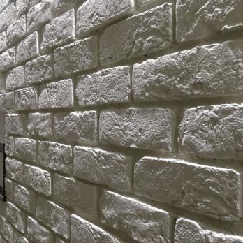 Декоративный кирпич и камень