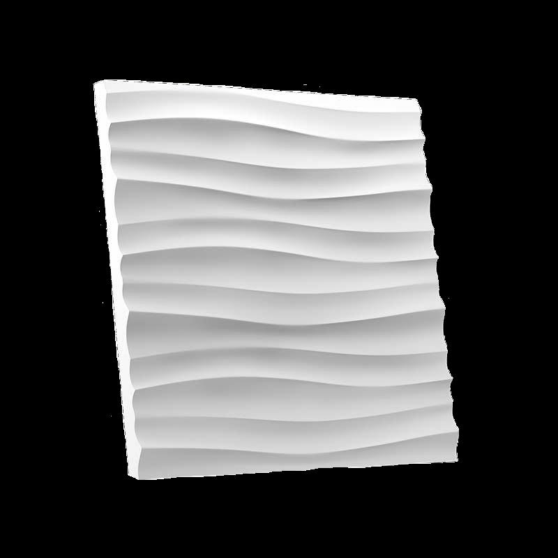 Волна горизонтальная мелкая