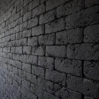 Декоративный кирпич «старый город»  крашенный(травертин, серый)